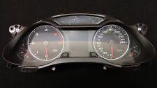 8K0920930C Origin Audi A4 8K B8 2.7 TDI Tacho Cluster Kombiinstrument Tachometer