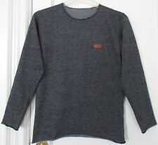 NWOT Style The Brand Academy Tour Long Sleeve Gray Sleep Night Shirt Size S to M