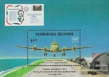 Marshall-Islands block1 (complete.issue.) unmounted mint / never hinged 1986 Sta