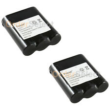2x Rechargeable Home Phone Battery for Panasonic CPB-487 P-P511 ER-P511 HHR-P402
