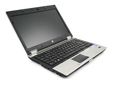 HP EliteBook 8440p Notebook / 4 GB / 250 GB / Intel i5 2,4 GHz / WIN 7 / CAM / A