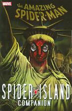AMAZING SPIDER-MAN Spider Island Companion HC Hardcover *Sealed/NM* $40cvr 36pgs