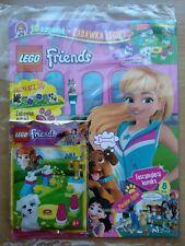 LEGO Friends Magazine 3/2020 + Limited Edition Mini Figure - Bello Dog