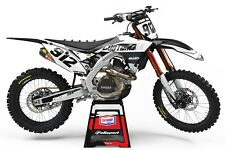 HONDA CR CRF  CRX 85 150 125 250 450 MOTOCROSS GRAPHICS KIT All Years and Models
