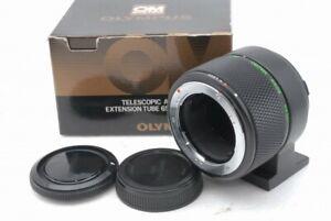 Mint Olympus OM System Telescopic Macro Auto Extension Tube 65-116 *G3971