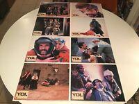 "Yol Original Lobby Card Set of 8 Columbia Pictures 1982 Turkish Drama 11"" X 14"""