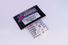 Atomic RC #AR-094 Kyosho Mini-Z Tuning Delrin King Pins (4 Paar) f. MR-02, F1