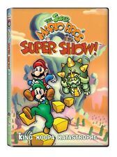 DVD - Animation - Super Mario Bros. Super Show!  King Koopa Katastrophe