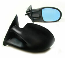 BLACK MANUAL M3 STYLE WING MIRRORS FOR BMW E36 COUPE CONVERTIBLE CHRISTMAS GIFT