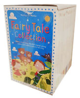 NEW Fairy Tale Collection 15 Storybooks Phonics Library Books Reading Gift Set!