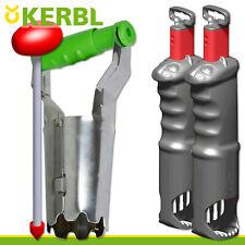 Kerbl 2x Campagnol Volestop + Zubehoerset Lutte Contre Beet Jardin Schermaus