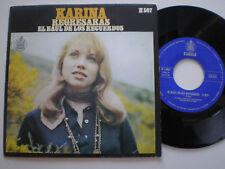 KARINA El Baul De Los Recuerdos SPAIN 45 1969 NM