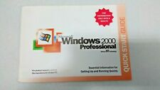 Microsoft Windows 2000 Professional Reinstallation CD W2K + SP1 New