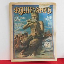 Electric Muse ROLLING STONE Magazine Issue 180 Ken Kesey February 13 1975 RARE!