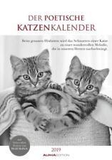 Der poetische Katzenkalender 2019