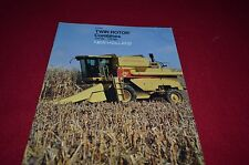 New Holland TR86 TR96 Combine Dealer's Brochure BWPA ver2