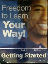 Freedom to Learn..Your Way! Books 1-3 SAT ACT Power Prep Study Guide