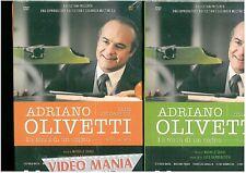 ADRIANO OLIVETTI con LUCA ZINGARETTI (2 Dvd)-SERIE COMPLETA