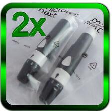 Stechhilfe Microlet next 2 x von Bayer  PZN: 12143354 | SEHR GUTE STECHHILFE