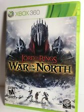 Lord of the Rings: War in the North Xbox 360 Complete!!