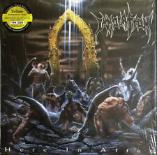 Immolation – Here In After LP Ltd Yellow Vinyl New Re (2017) Death Metal