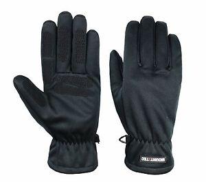 MOUNT TEC Men's Windstopper Gloves