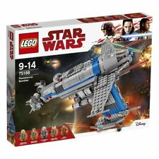 LEGO Star Wars 75188 Resistance Bomber Construction Toy ***NEW & FREE POSTAGE***
