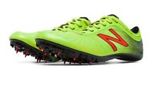 New Balance Racing Sprint Track Spikes Sd100 V1 Toxic Black Flame Men Size 11.5