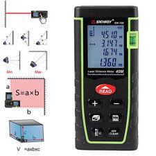 40M handheld Digital Laser Distance Meter Range Finder Measure Diastimeter BR0
