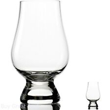 Glencairn Whiskey Malt Scotch Nosing Tasting Glass Transparent Crystal Clear 4Pc