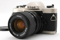 EXC+++++/ Nikon FM10 + Zoom-NIKKOR 35-70mm F3.5-4.8 Film Camera from Japan #0824