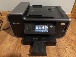 Lexmark Pinnacle Pro901 All-In-One Inkjet Printer w/ INK!