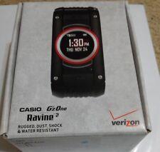 Brand New Casio G'zone Ravine 2 C781h Waterproof Ptt Verizon Camera Flip Phone