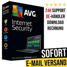 AVG Internet Security 2021 | 1PC, 3PC, 10PC - Geräte | 1 Jahr, 2 Jahre