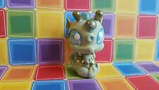 Shiloh Sitting Dragon * OOAK Painted Custom Littlest Pet Shop Repaint