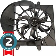 NEW RADIATOR FAN ASSEMBLY FITS 2005-08 JEEP COMMANDER FRONT 5143209AA 5143208AA
