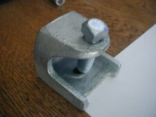 """New listing Sc 215 style Conduit 1"""" Jaw Beam Rod Clamp 3/8 new old stock"""