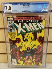 X-Men #134 CGC 7.0 (Marvel Comics 1980) 1st Appearance of Dark Phoenix