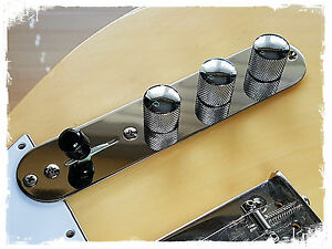 Fender Telecaster Tele G&L Legacy style wiring harness upgrade kit - PTB System