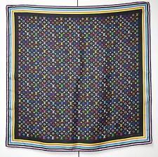 Louis Vuitton LV Silk Scarf Murakami Monogram Designer Foulard Sciarpa Box Boxed