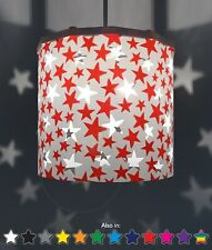 Red Stars Ereki changeable lampshade Projection Effect Magnetic Set included