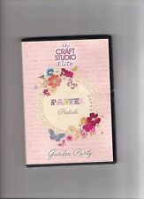 My Craft Studio Elite CD--------'Pastel Prelude' and 'Garden Party'