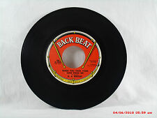 O.V. WRIGHT-(45)-WHEN YOU TOOK YOUR LOVE FROM ME / I WAS BORN ALL OVER  -  1971