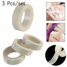 3 Rolls Pro Individual False Eyelashes Extension No-Woven Tape Lashes Extension