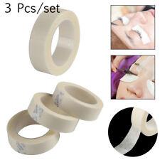 3 Roll Professional Under Eye Pad Tape for False Eyelash Adhesive Patch UK