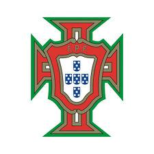Sticker plastifié FPF Couleur - Portugal  - 27cm x 20cm