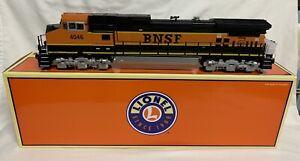 ✅LIONEL BNSF DASH 9 NON-POWERED DIESEL ENGINE DUMMY 6-39573! LOCOMOTIVE RARE