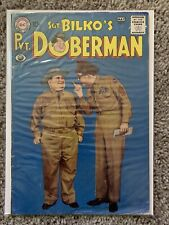 New listing Sgt Bilko's Pvt. Doberman Dc Comic #6 Television show 10 Cent Cbs Rare