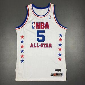 "100% Authentic Jason Kidd Reebok 2003 All Star Game Jersey Size 48+2"""