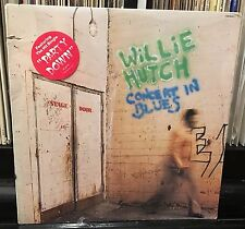 sealed WILLIE HUTCH Concert In Blues 1976 MoTown M6-854S1